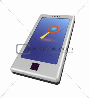 Smartphone - search