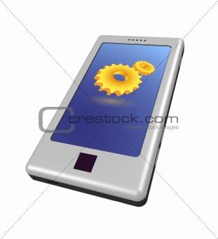 Smartphone - settings