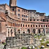 Trajan Market, Rome