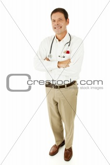 Casual Doctor - Full Body