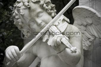 angle violin