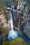 touristic johnston canyon