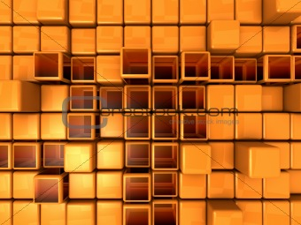 Abstract Background - Cubes