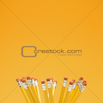 Group of pencils.