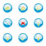 Web 2.0 icons set