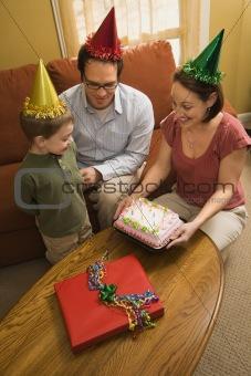 Family birthday party.