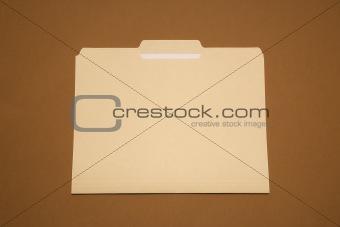 Blank folder.