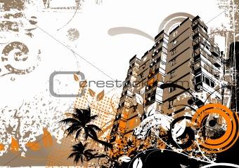 Grunge City Elements