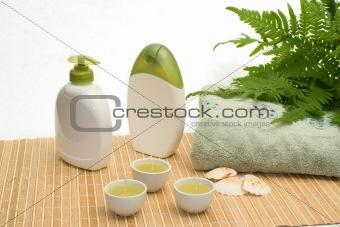 Green bath