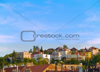 Prague living