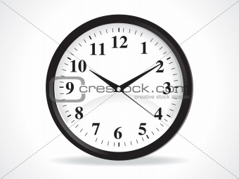 abstract clock icon
