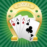 Poker-Horseshoe