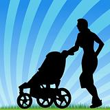 Jogging With Stroller