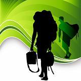 Tourist Travelers