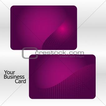 Business card, part 8