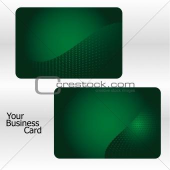 Business card, part 9