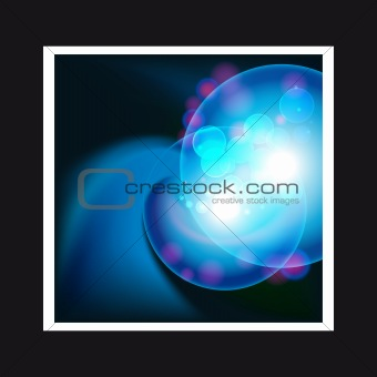 abstract background colorful lights. EPS10 Vector.