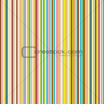 Background with colored stripes