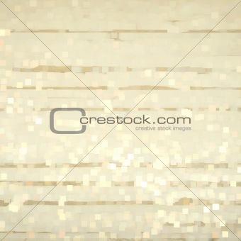 Pale light squares on paper
