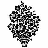 Vector Floral Bouquet Illustration