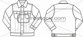 boy denim jackets