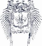 helmet revolution graphic emblem