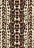 animal print card design