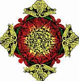 indian floral emblem