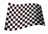 original checkered flag