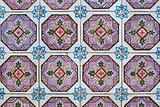 Portuguese glazed tiles 163