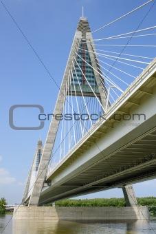 Bridge on Danube River 2