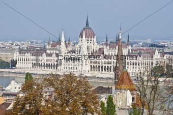 Hungarian Parliament