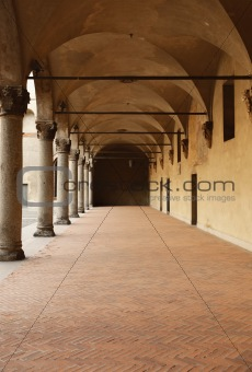 Arches of Rocchetta