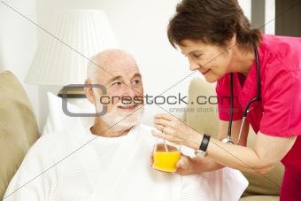 Healing Power of Orange Juice