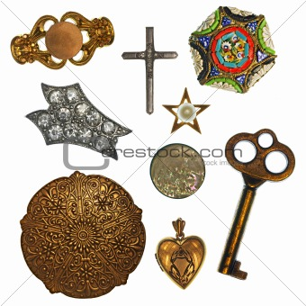 Antique Trinkets