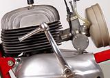 Motorbike Engine