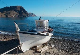 Smal trawler