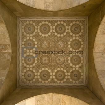 Arab stucco and mosaic