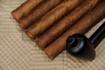 Cuban handmade cigars