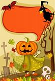 halloween card