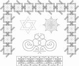 Tradicional Pattern vector 
