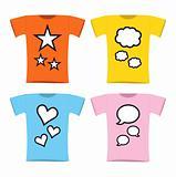Twins pregnant T-shirt designs