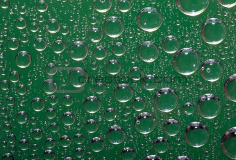 Green water texture