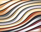 Glossy stripes