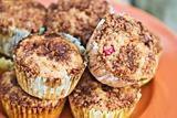 cranberry muffins 