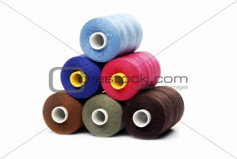 Cotton pryamid