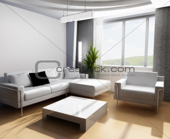 Drawing room 3d