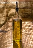 Olive Oil Bottle.