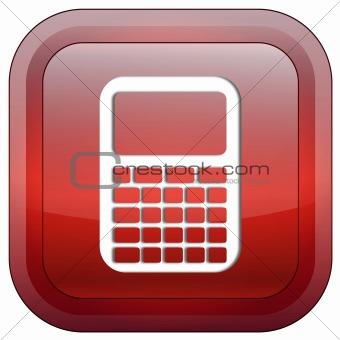 Calculator icon button