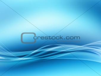abstract graphic blue